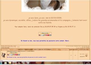 (Résolu) OPERATION SURVIE AU REFUGE DE LENUTA SES CHIENS MEURENT DE FAIM - TRES GROSSE URGENCE  Lien_p10