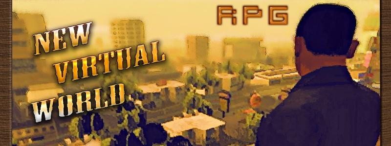 New Virtual World RPG Seja Bem Vindo !
