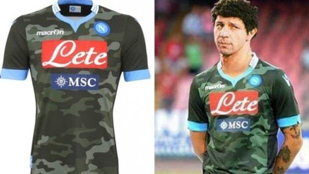 La seconda maglia del Napoli svela il prossimo acquisto.. Image12