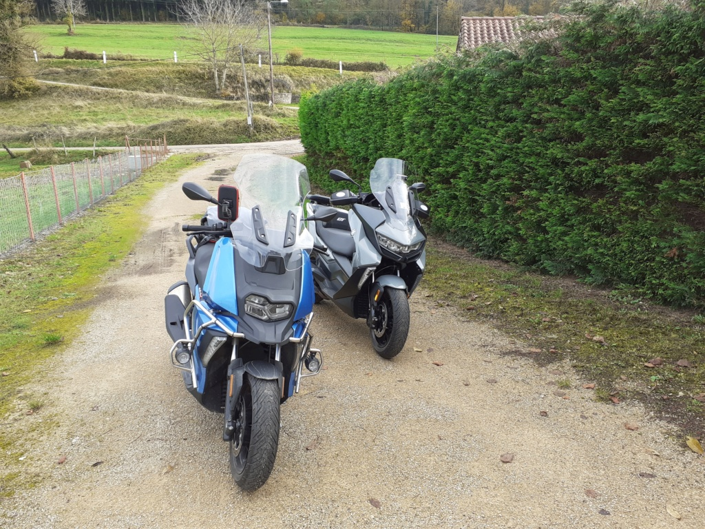 --- Scooter 300 cm3 BMW ? --- 20191114