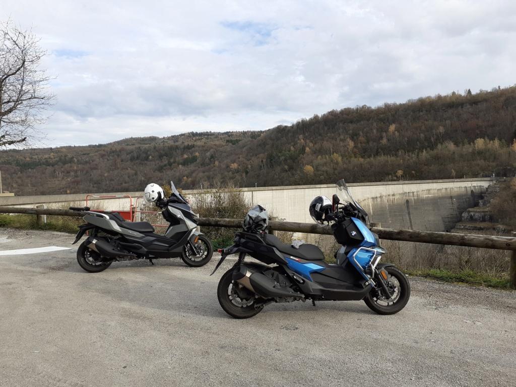 --- Scooter 300 cm3 BMW ? --- 20191116