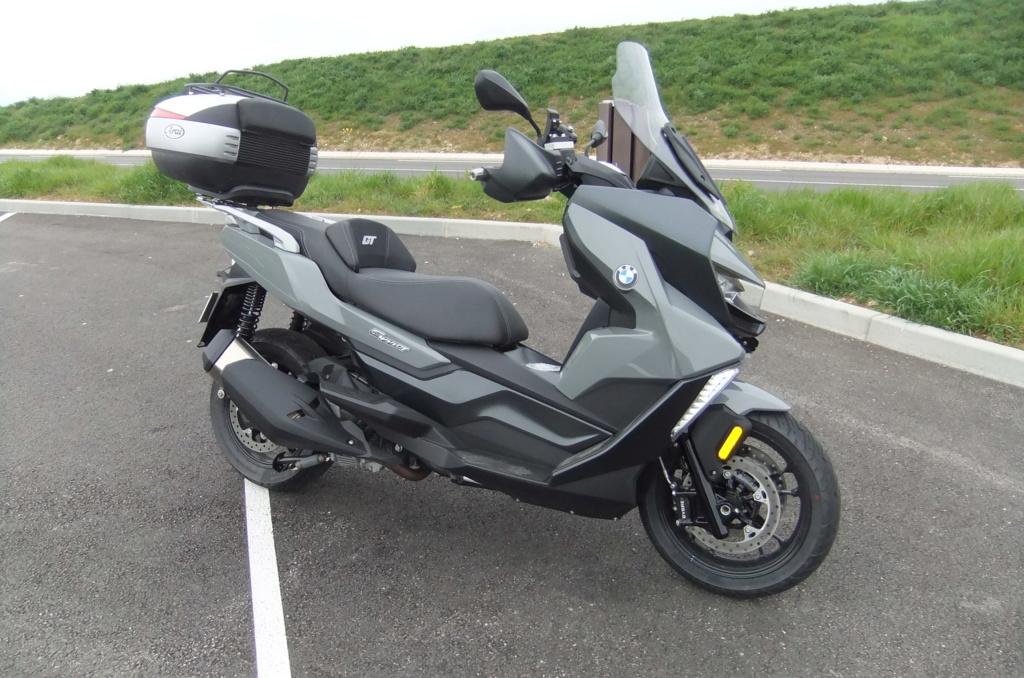 --- Scooter 300 cm3 BMW ? --- Dscf0418