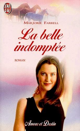 «La belle indomptée» - Marjorie Farrell - Collection Amour et Destin Lbi_m_11