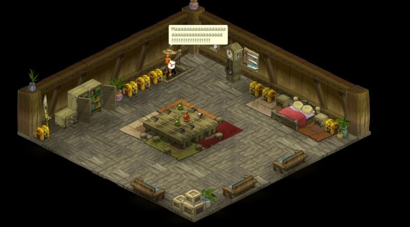 La Crypte aux Screens Etage11