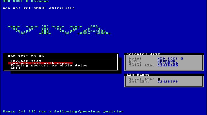 Ultimate Boot CD v5 : Tester son matériel, modifier une partition, supprimer un mot de passe de session, récupération de données... Vivard13