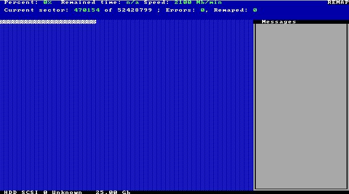 Ultimate Boot CD v5 : Tester son matériel, modifier une partition, supprimer un mot de passe de session, récupération de données... Vivard14