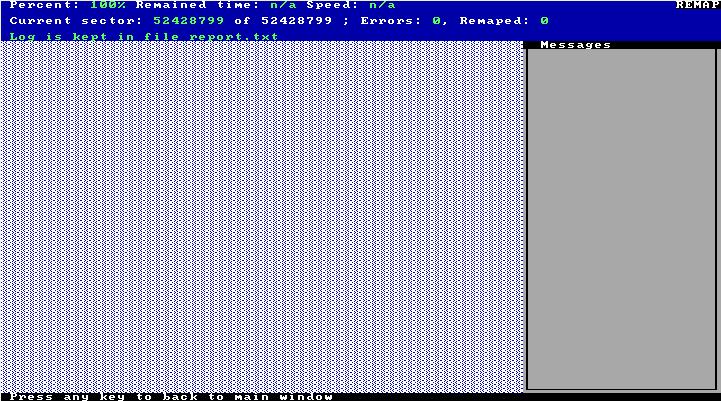Ultimate Boot CD v5 : Tester son matériel, modifier une partition, supprimer un mot de passe de session, récupération de données... Vivard15