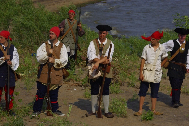 Des sites sympa pour les reconstituteurs coureurs des bois au Québec 201110