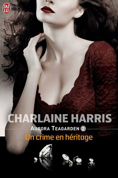 UN CRIME EN HERITAGE de Charlaine Harris Aurora10