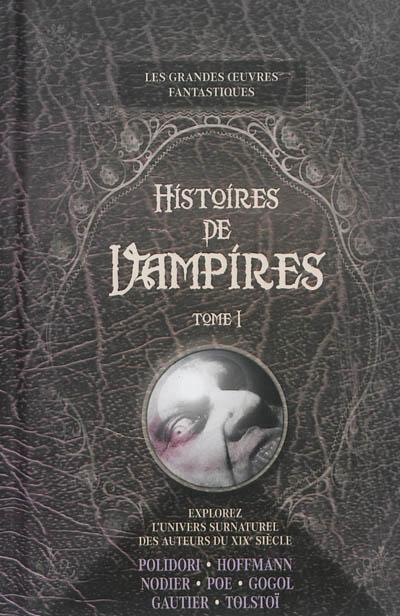 HISTOIRES DE VAMPIRES (Tome 01) de Cosimo Campa - Collectif Histoi10