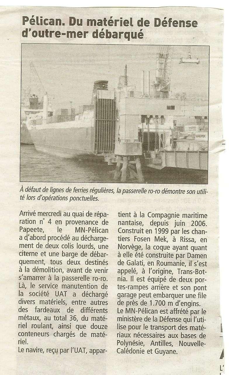 [Les ports militaires de métropole] Port de Brest - TOME 1 - Page 37 Affrat10