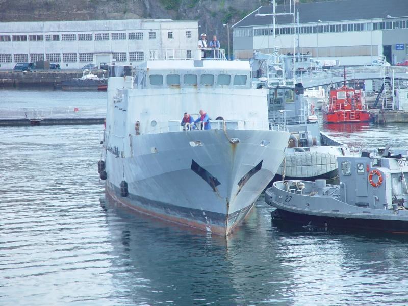 [Les ports militaires de métropole] Port de Brest - TOME 1 - Page 38 Rll_et15