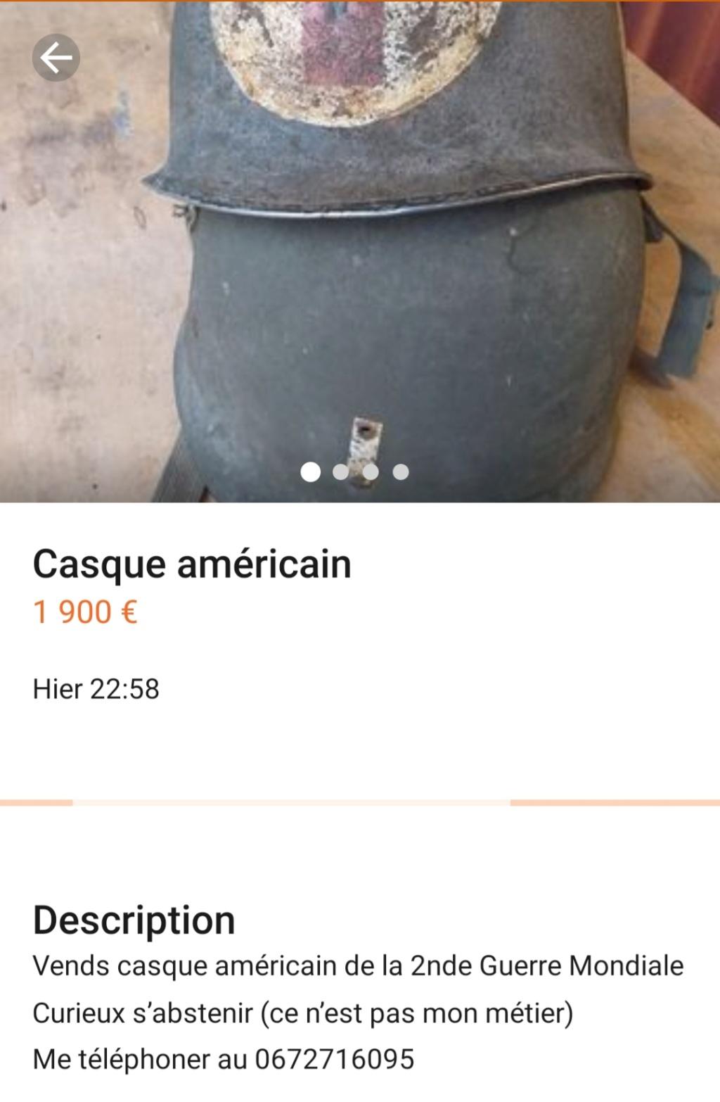 casque us médic 20190966