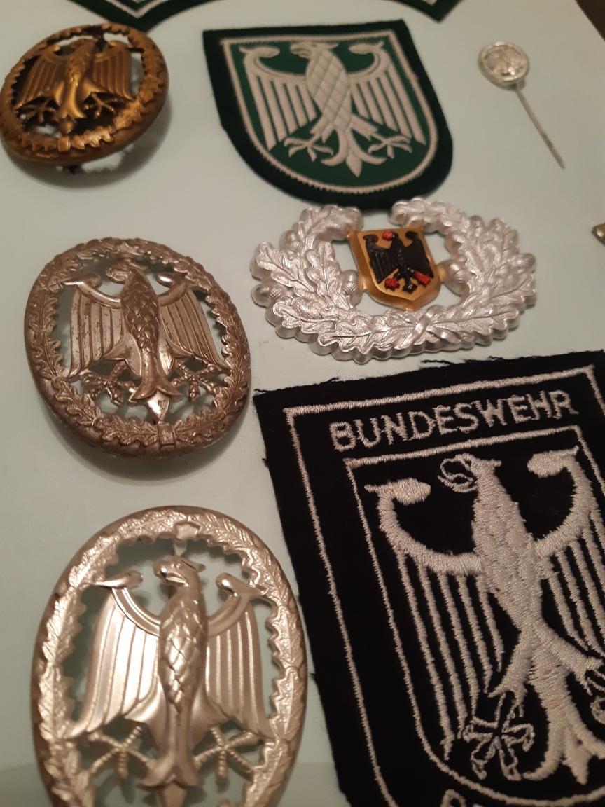 Gros lot Bundeswehr (Général...)rajout... Resiz533