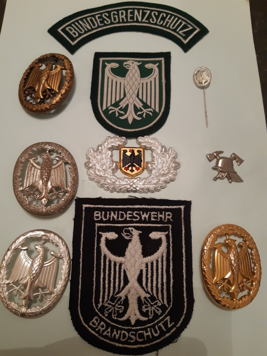 Gros lot Bundeswehr (Général...)rajout... Resiz535