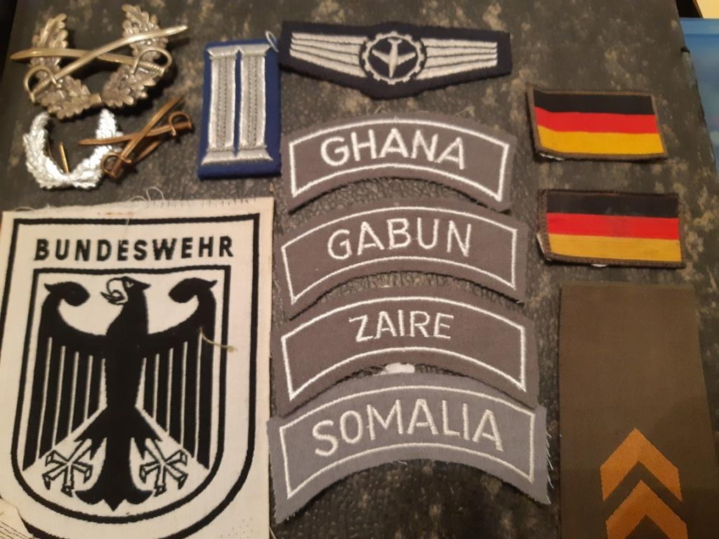 Gros lot Bundeswehr (Général...)rajout... Resiz538
