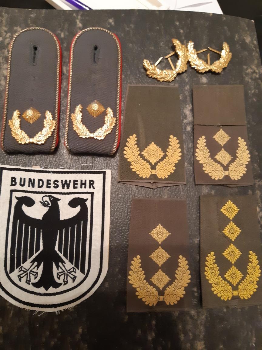 Gros lot Bundeswehr (Général...)rajout... Resiz542