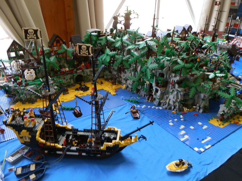 [Expo] Compte-rendu de la Brick'Expo 2012 de Veneux-les-Sablons (77) P9220125