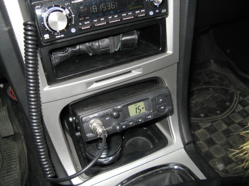 Радиостанция в авто. 00112