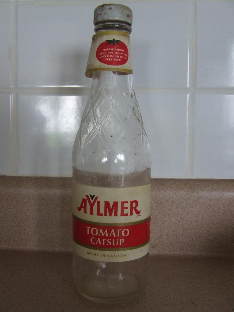 Aylmer Tomata Catsup Dscf5741