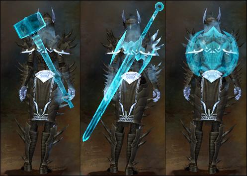 Forge Mystique Weapon14