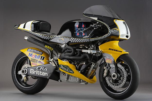 Britten Motorcycle Company Britte10