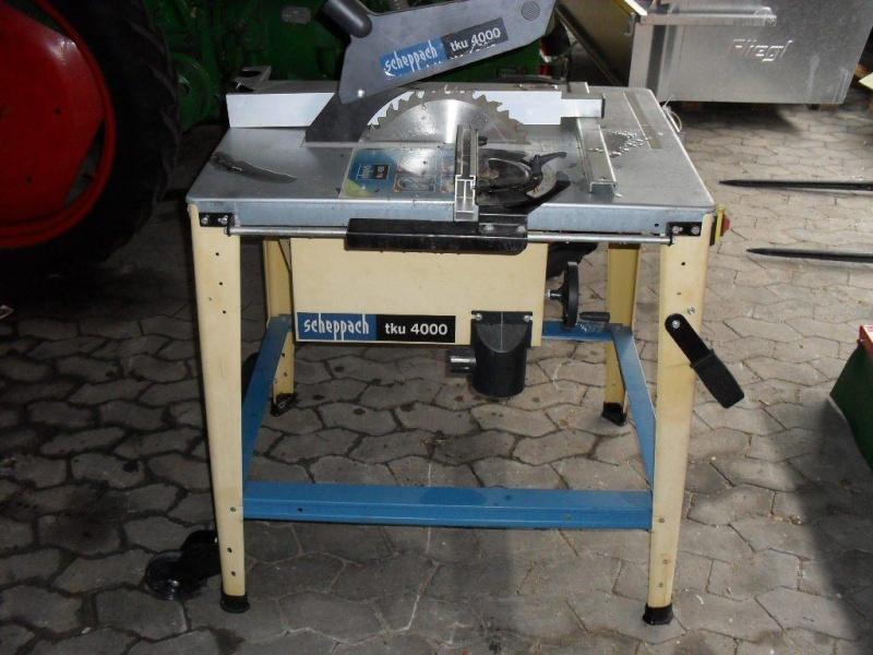 Scheppach TKU 4000 ( modifications ) Gebrau10