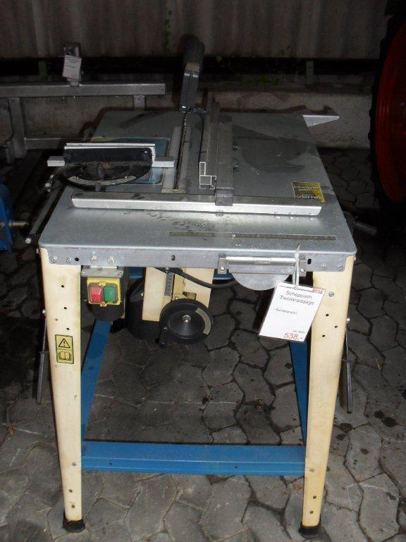 Scheppach TKU 4000 ( modifications ) Gebrau12
