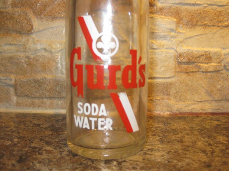 Gurd's soda water Img_1113
