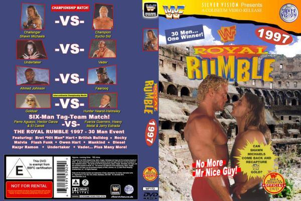 [Vidéo] Anciens PPV de la WWE, WWF et WCW + divers DVD et documentaires en stream Royalr10