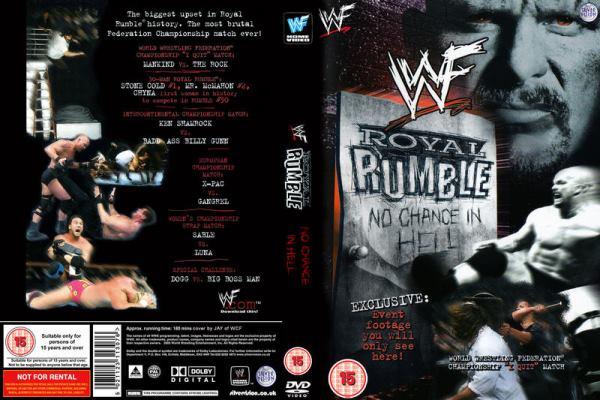 [Vidéo] Anciens PPV de la WWE, WWF et WCW + divers DVD et documentaires en stream Royalr11