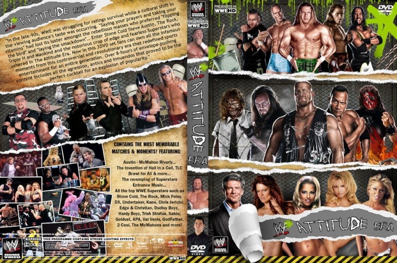 [Vidéo] Anciens PPV de la WWE, WWF et WCW + divers DVD et documentaires en stream Wwe_at10