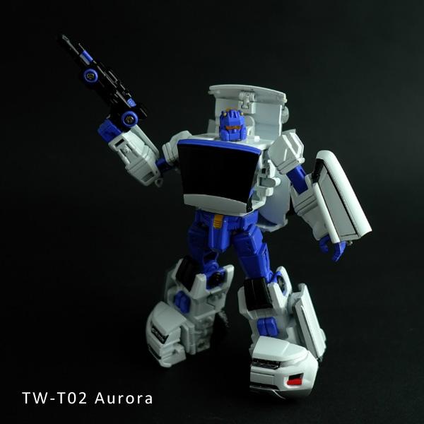 [ToyWorld] Produit Tiers - Jouet tiers Throttlebots 01-60010