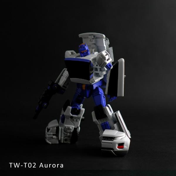 [ToyWorld] Produit Tiers - Jouet tiers Throttlebots 02-60010