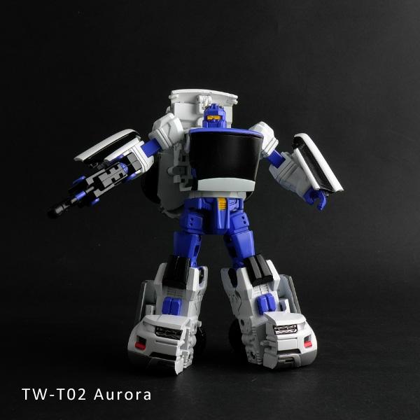 [ToyWorld] Produit Tiers - Jouet tiers Throttlebots 03-60010