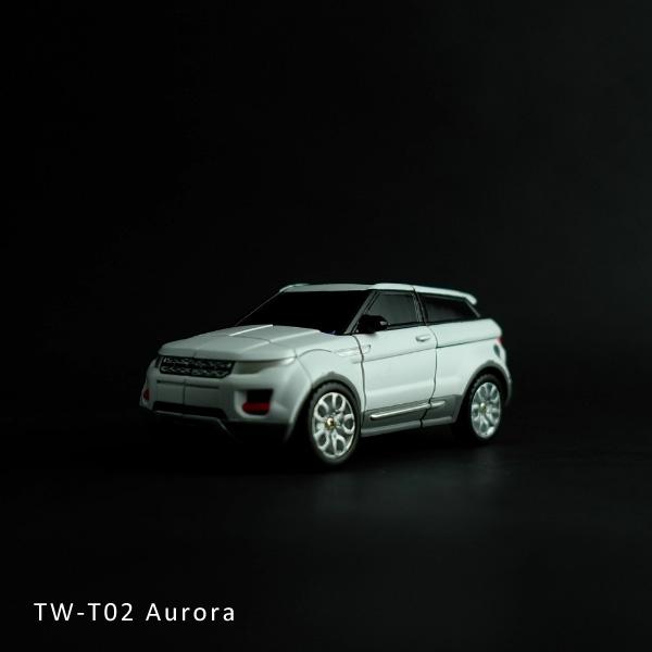 [ToyWorld] Produit Tiers - Jouet tiers Throttlebots 06-60010
