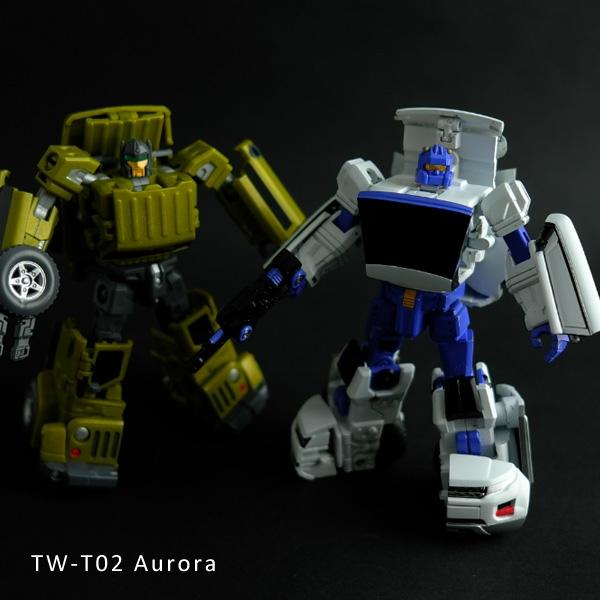 [ToyWorld] Produit Tiers - Jouet tiers Throttlebots 08-60010
