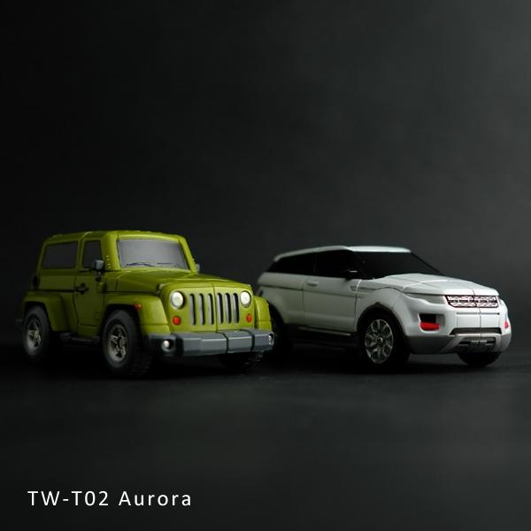 [ToyWorld] Produit Tiers - Jouet tiers Throttlebots 09-60010