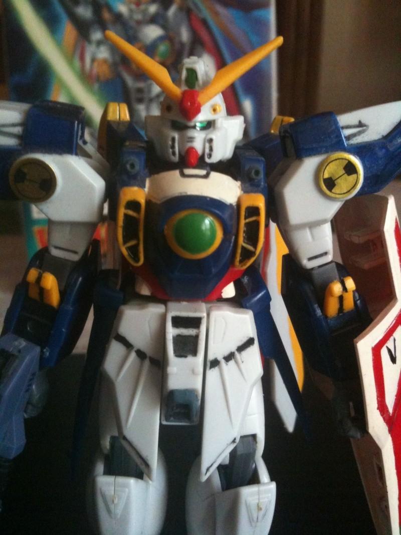 Astuces pour customiser vos Figurines (Peinture, Gundam marker, Aéographe, etc) - Page 4 Img_0611