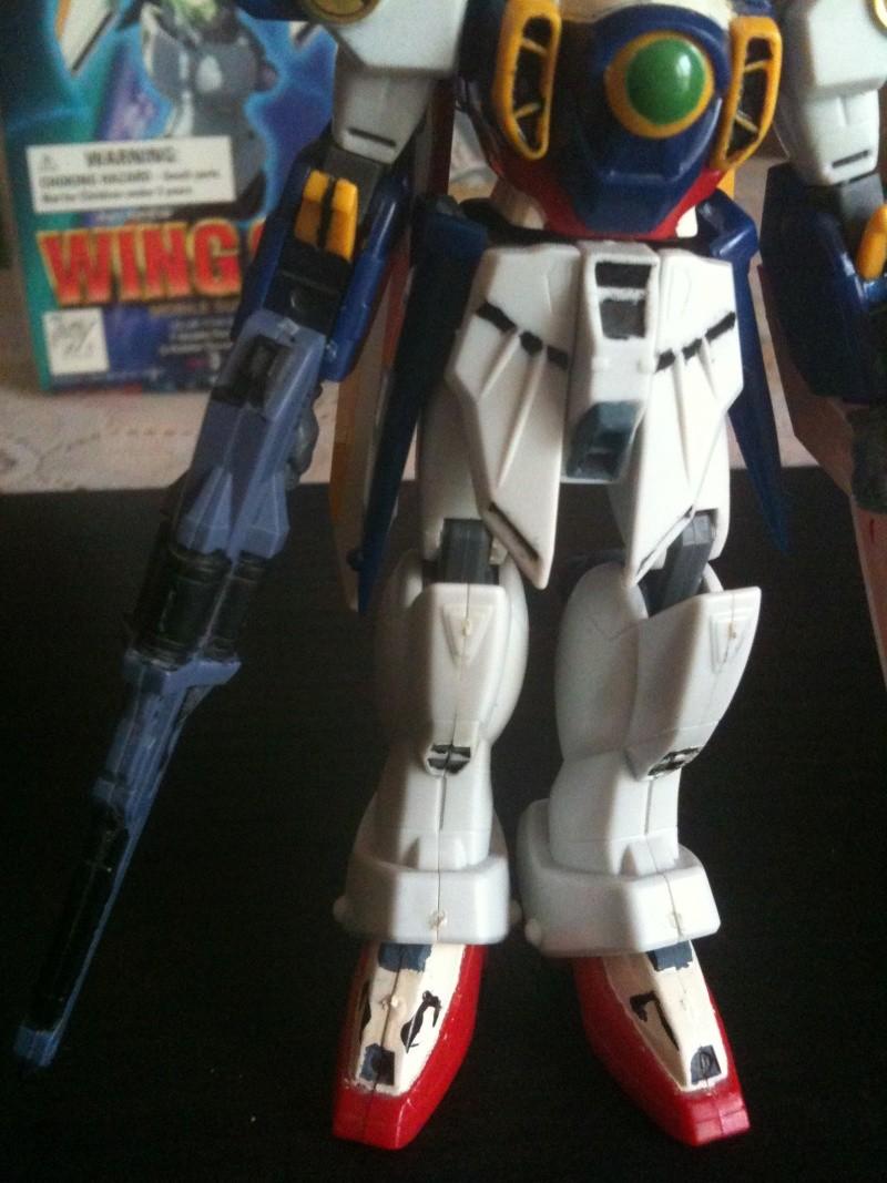 Astuces pour customiser vos Figurines (Peinture, Gundam marker, Aéographe, etc) - Page 4 Img_0612