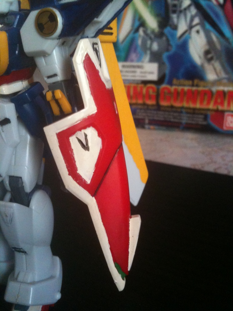Astuces pour customiser vos Figurines (Peinture, Gundam marker, Aéographe, etc) - Page 4 Img_0613