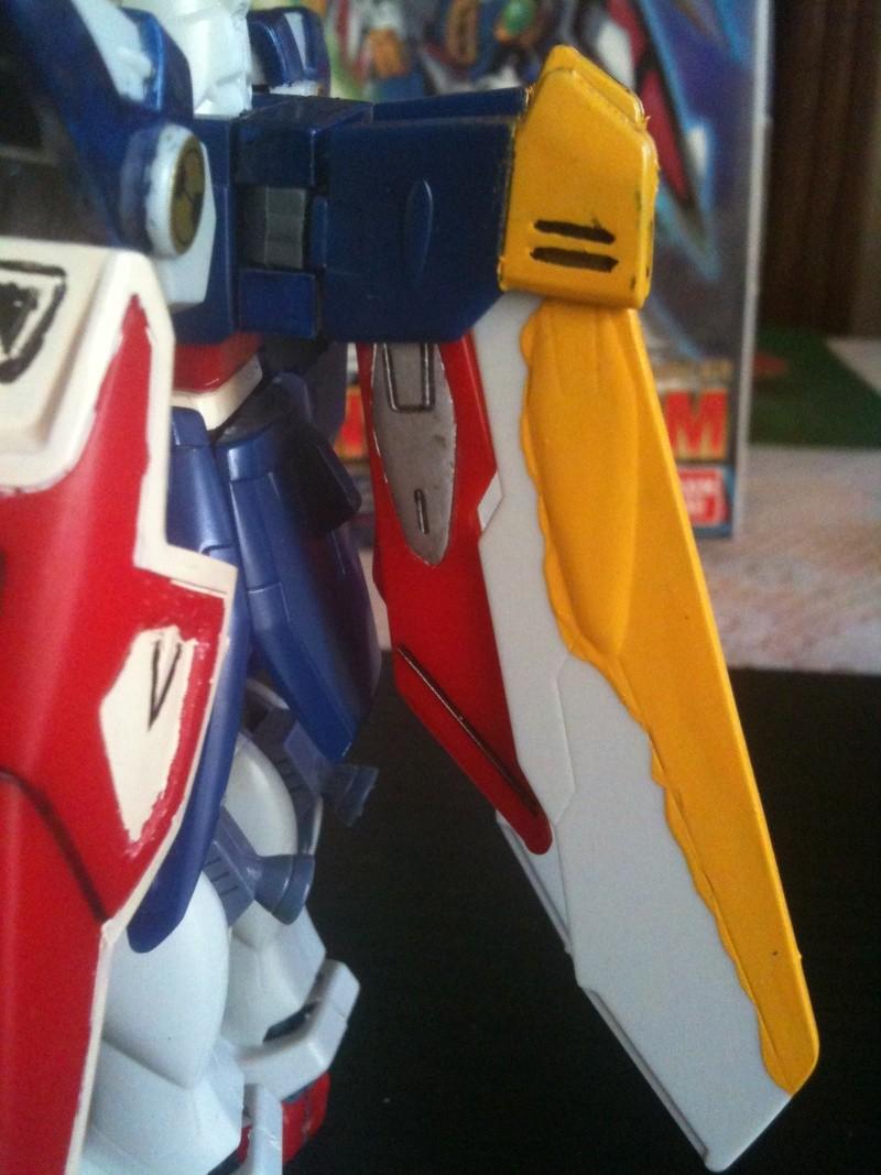 Astuces pour customiser vos Figurines (Peinture, Gundam marker, Aéographe, etc) - Page 4 Img_0614