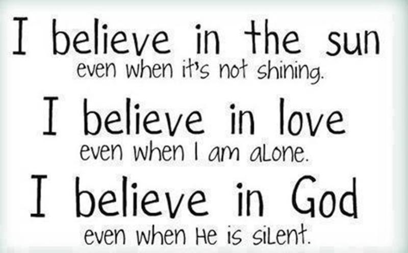 I Believe ... 19929410