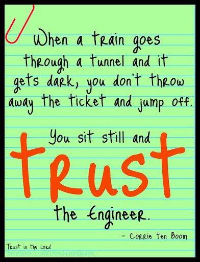 Trust the Engineer... 29301010