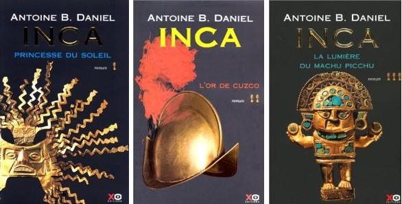 [Antoine B. Daniel] Inca, tome 1, 2 et 3. Inca_l10