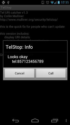 [SOFT] TELSTOP : QuickFix permettant de protéger les téléphones contre les attaques USSD [Gratuit] Unname11