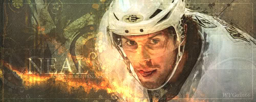 Pittsburgh Penguins Neal210