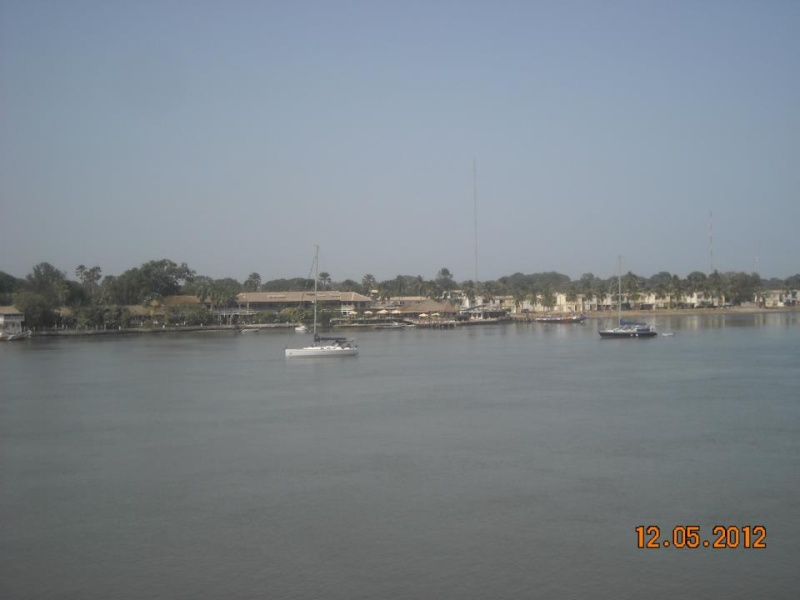 Photographie: Facade fluviale de la commune de Ziguinchor (Sénégal) Zzzzzz10