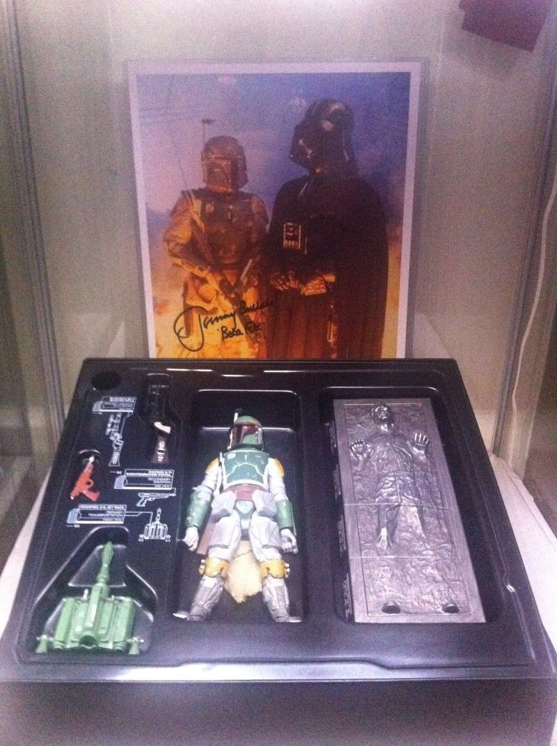 Anyone going to collect the 6 inch Black Series figures? Img_5237