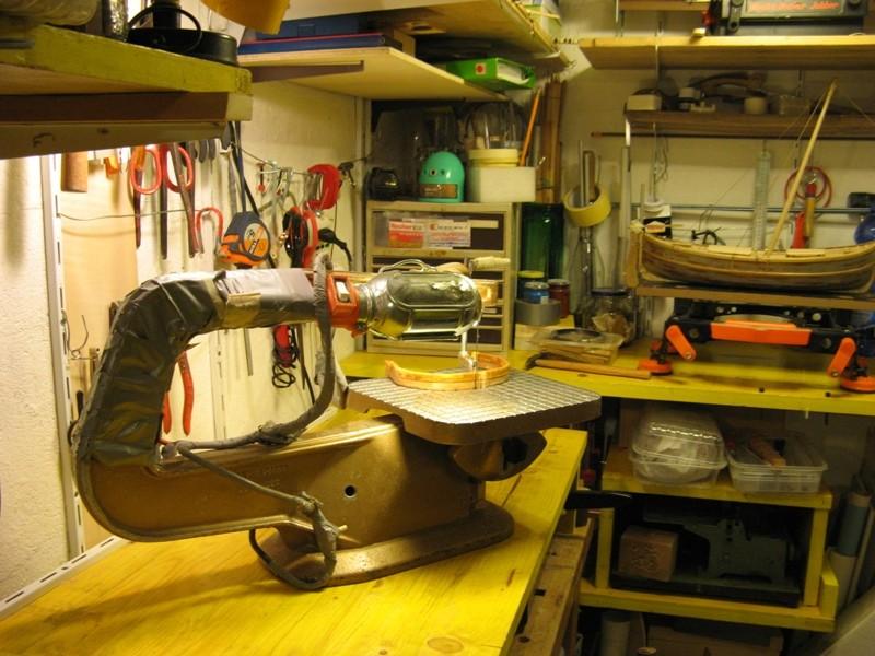 Il mio laboratorio ... ( Cantina cantiere navale + Box in appoggio ) Img_0924